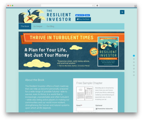 Unity WP template - resilientinvestor.com