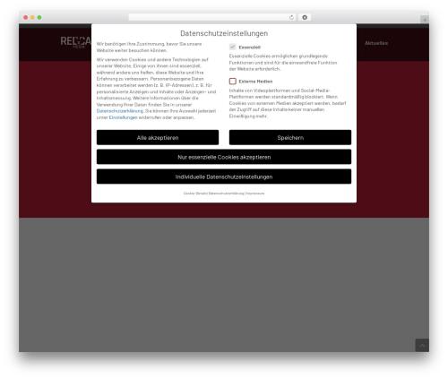 WordPress livicons-shortcodes plugin - redcat-media.de