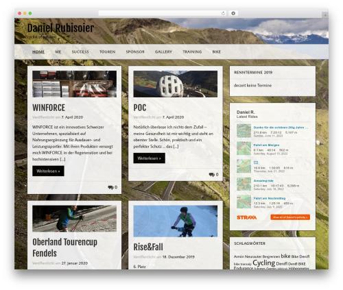 Free WordPress Preloader plugin - rubi.at
