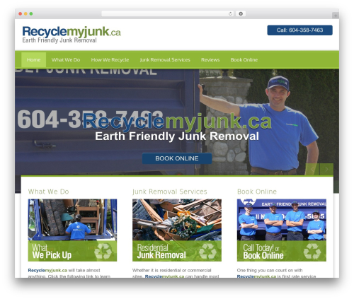 Free WordPress Easy Video Player plugin - recyclemyjunk.ca