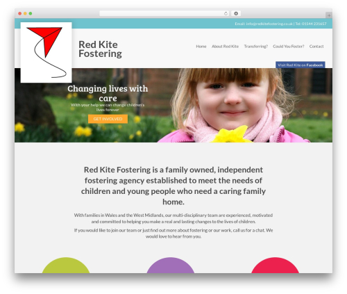 WP template Roots Starter Theme - redkitefostering.co.uk