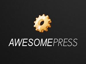 AwesomePress WordPress free download