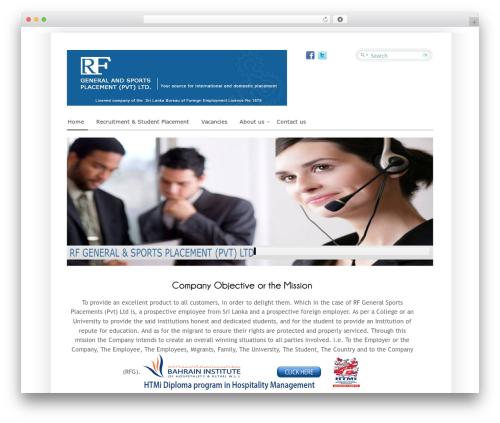 Cloriato Lite WordPress free download - rfgeneral.com