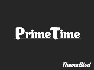 Prime Time Child Theme theme WordPress