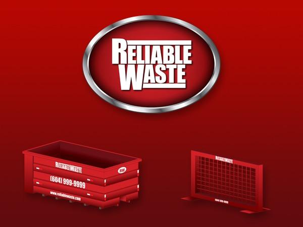 Reliable Waste WordPress theme