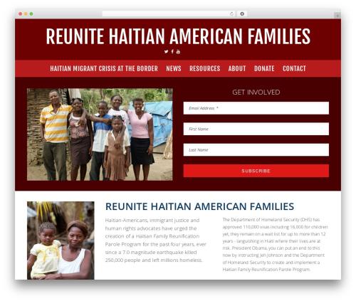 WordPress rescue-portfolio-master plugin - reunitehaitianfamilies.com
