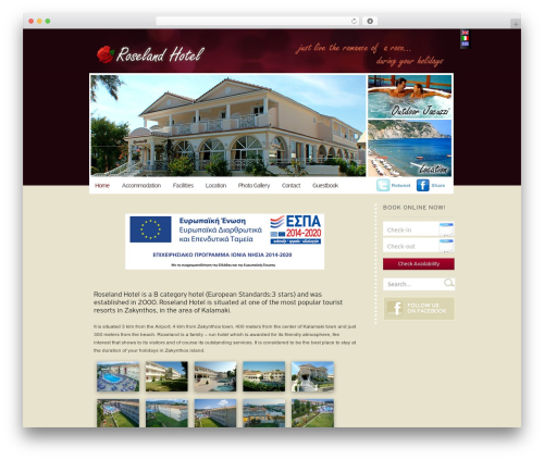 WordPress upm-polls plugin - roselandhotel.gr