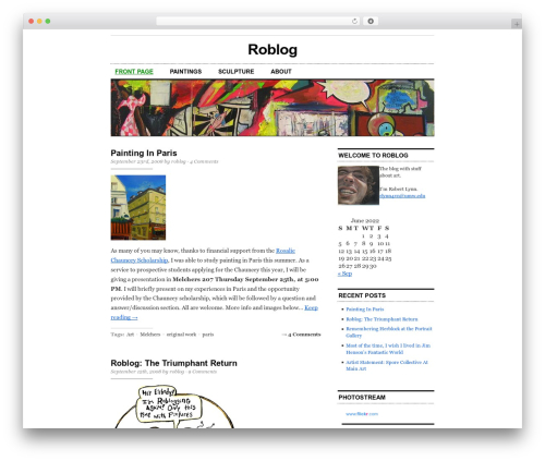 Free WordPress Cookies for Comments plugin - roblog.umwblogs.org