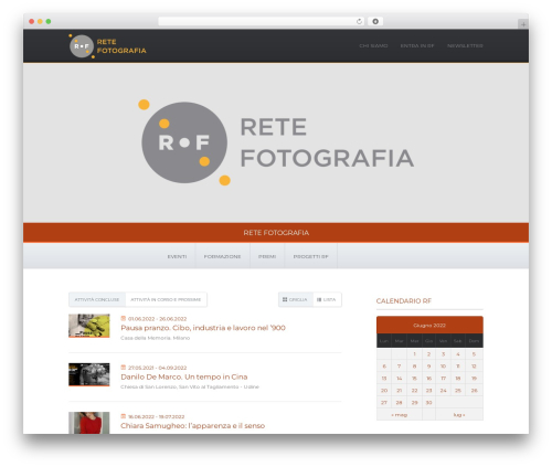 Free WordPress ARVE Advanced Responsive Video Embedder (YouTube, Vimeo, HTML5 Video …) plugin - retefotografia.it