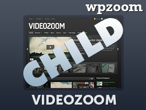 Videozoom WordPress video template