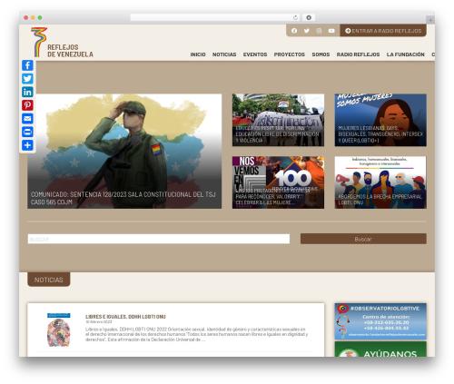 WordPress widgets-for-siteorigin-pro plugin - reflejosdevenezuela.com