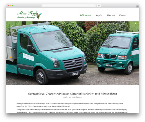 Lounge WordPress theme - ryfs-gartenpflege.ch
