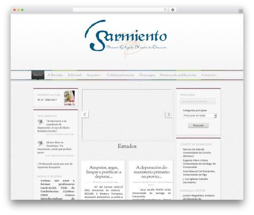 Free WordPress Vertical scroll recent post plugin - revistasarmiento.com