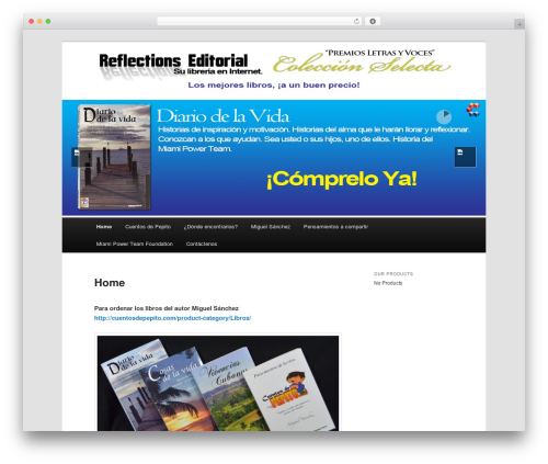 Free WordPress Twenty Eleven Theme Extensions plugin - reflectionseditorial.com