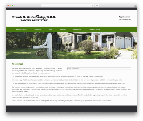 Free WordPress MetaSlider plugin - ridgefieldctdentist.com
