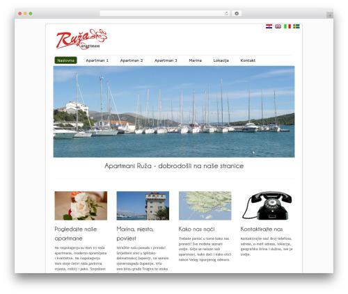 WordPress nivo-slider-for-wordpress plugin - ruzaapartments.com