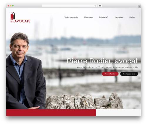 WP theme Ohmy - rodier-avocat.com