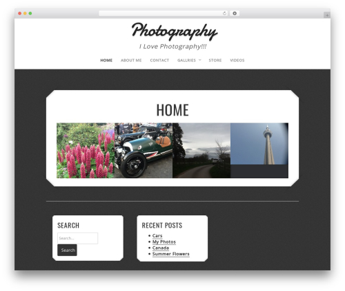 Capture best WordPress gallery - whatisphotography.eu