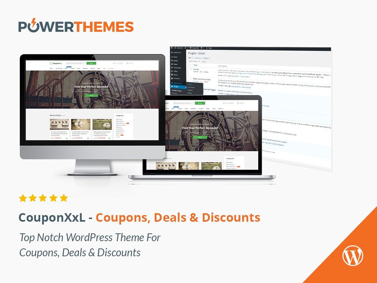 CouponXxL template WordPress