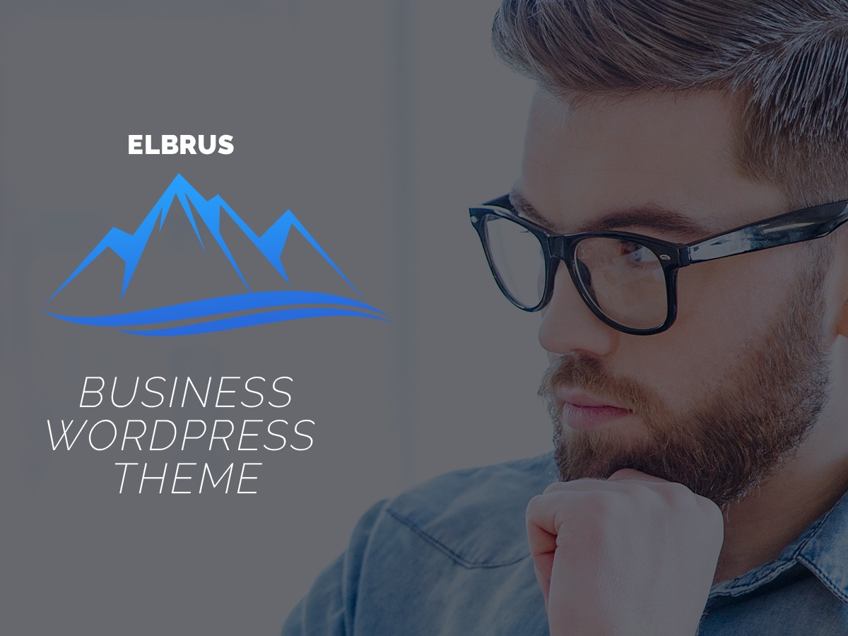 Elbrus WordPress theme