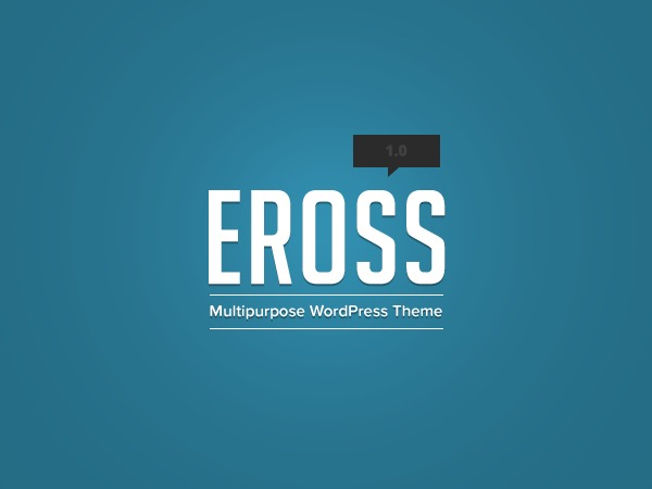 Eross WordPress store theme