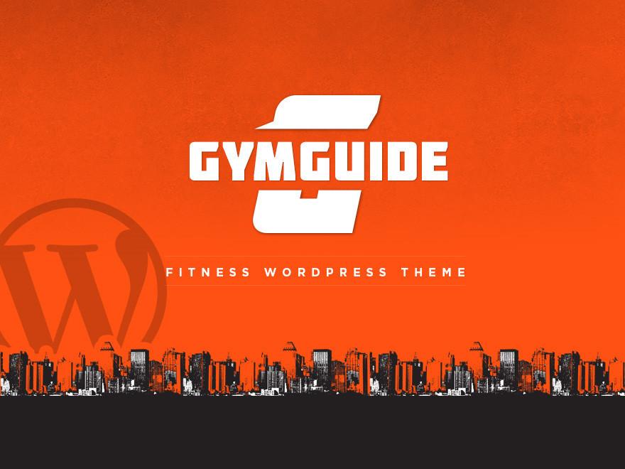 Gym Guide best WordPress video theme