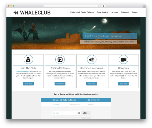 Hapy WordPress template free download - whaleclub.org