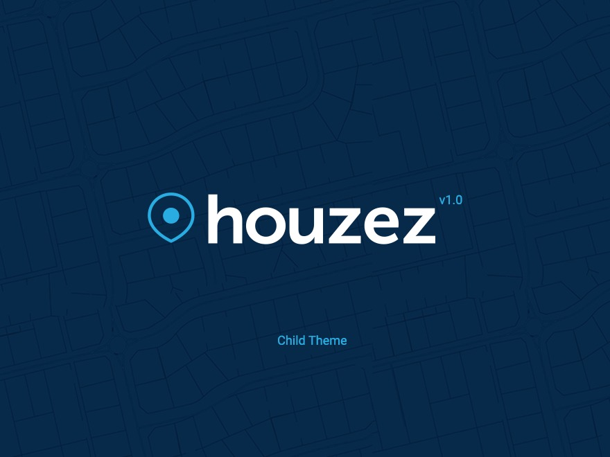 Houzez Child WordPress template for business