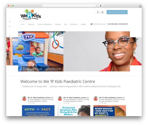 WordPress cff-masonry plugin - werkidsja.com