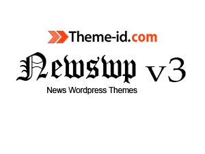 NEWSWP WordPress news template