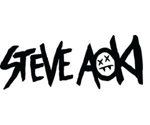 Steve Aoki WordPress page template