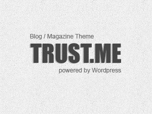 Trustme - Responsive WordPress Blog / Magazine Theme WordPress news template
