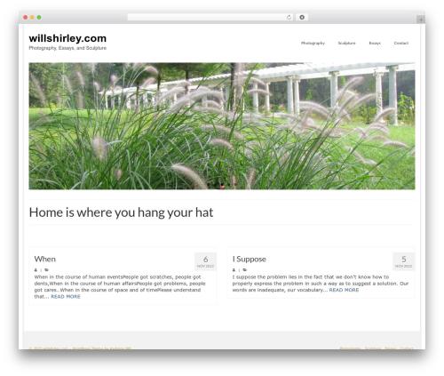 Free WordPress Image Watermark plugin - willshirley.com
