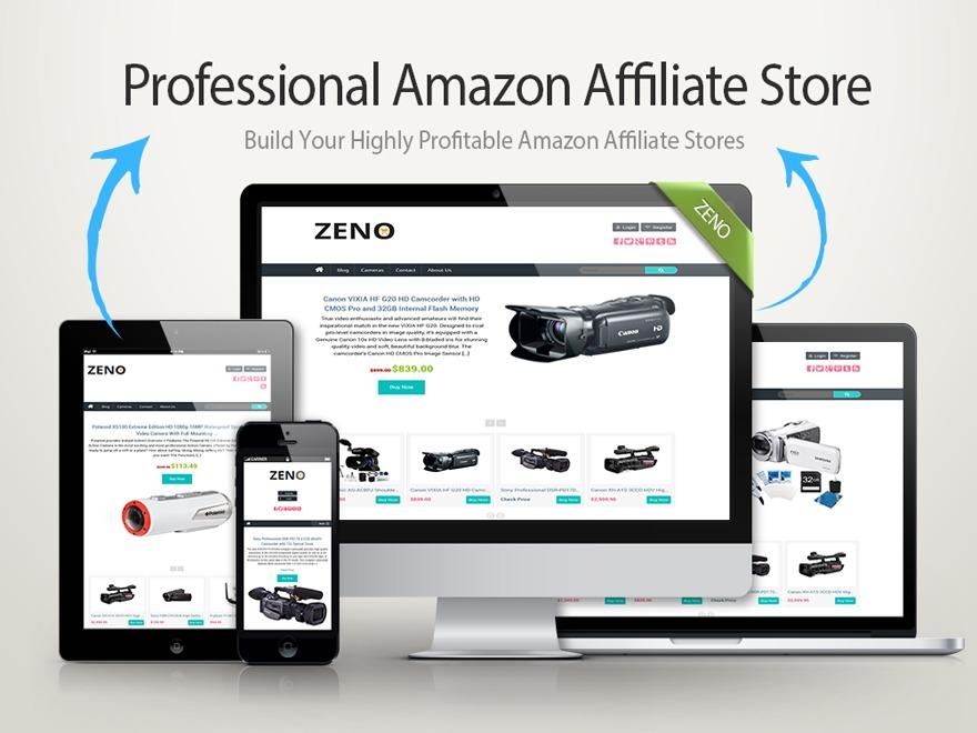 Zeno best WooCommerce theme