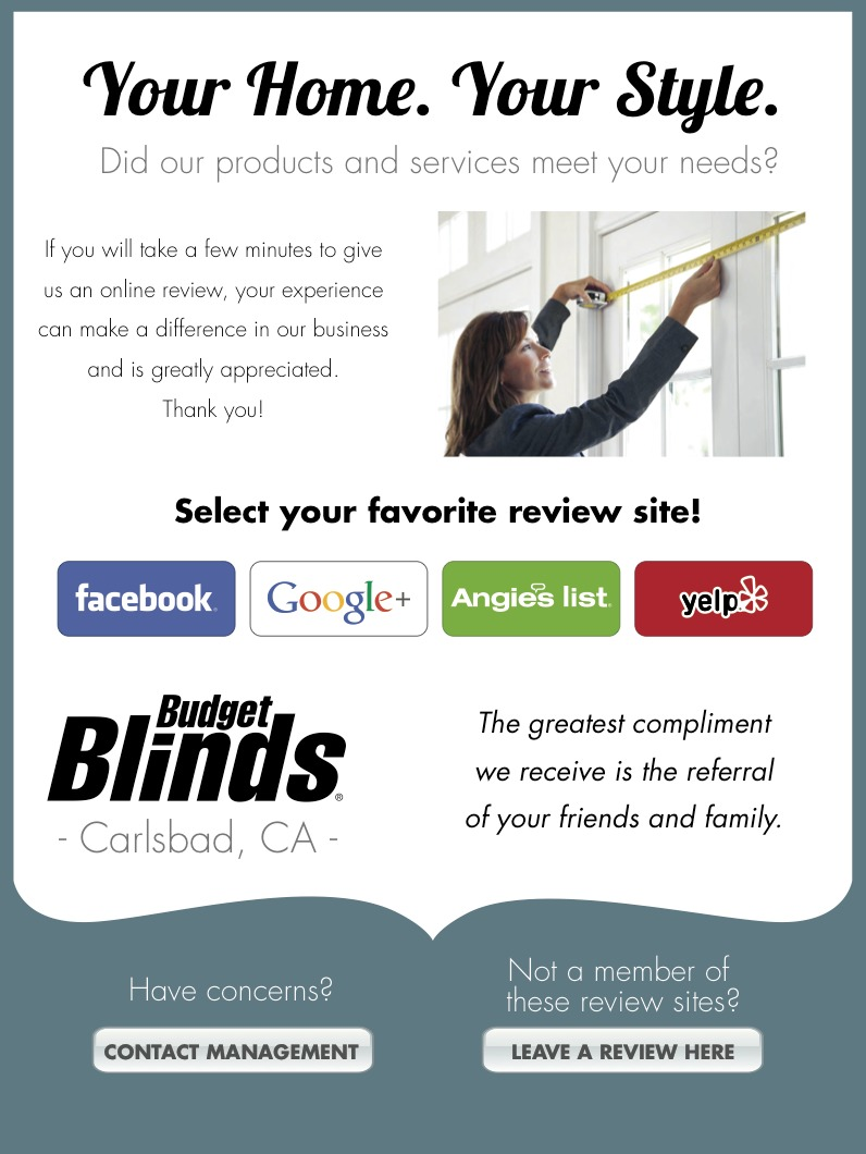 the blinds reviewbudgetblinds process by landing page budget o review buoua peak wp team