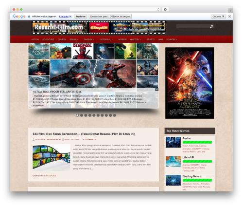 Free WordPress Custom Banners plugin - resensi-film.com