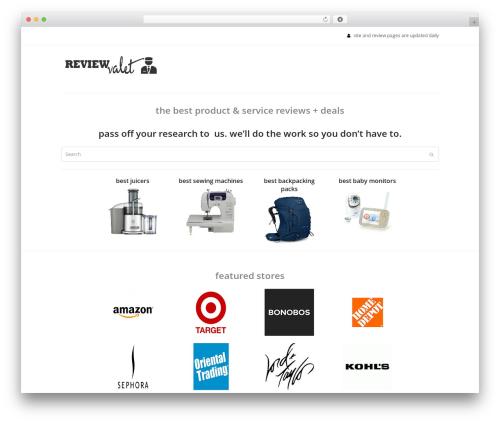 WordPress wp-coupons-and-deals-premium plugin - reviewvalet.com
