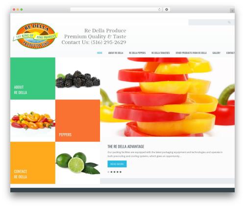 WordPress theme Klasik - redellainc.com