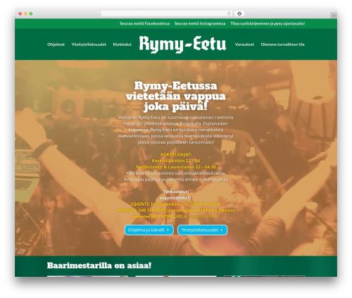 WordPress cff-masonry plugin - rymy-eetu.fi