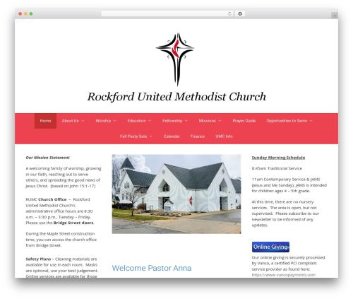 GeneratePress WordPress theme download - rockfordumc.org