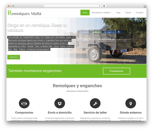 Rambo WordPress free download - remolquesmolla.es