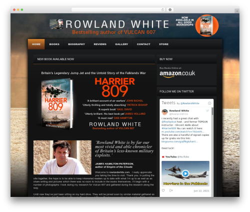 Free WordPress FancyBox plugin - rowlandwhite.com