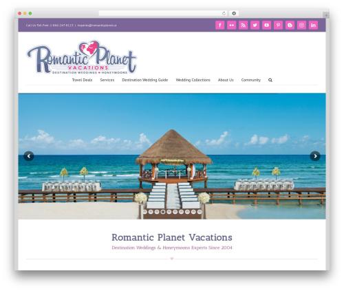 Free WordPress Easy Responsive Tabs plugin - romanticplanetvacations.com