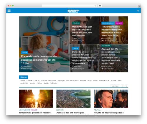Free WordPress Meks Smart Social Widget plugin - rosenwalferreira.com.br