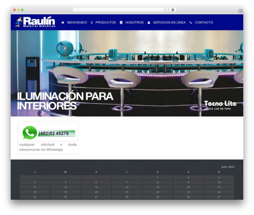 WordPress ml-slider-pro plugin - raulin.mx
