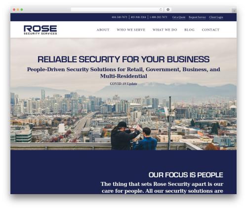 Free WordPress Google Analyticator plugin - rosesecurity.com
