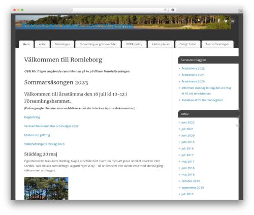 Mantra WordPress free download - romleborg.se
