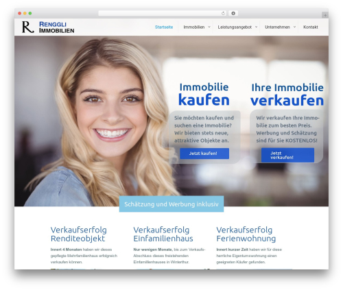 WordPress hmenu plugin - rencon.ch