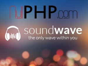 WP template SoundWave By NullPHP.com