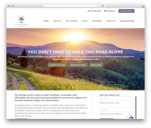 Free WordPress Ecwid Ecommerce Shopping Cart plugin - refugecenter.org